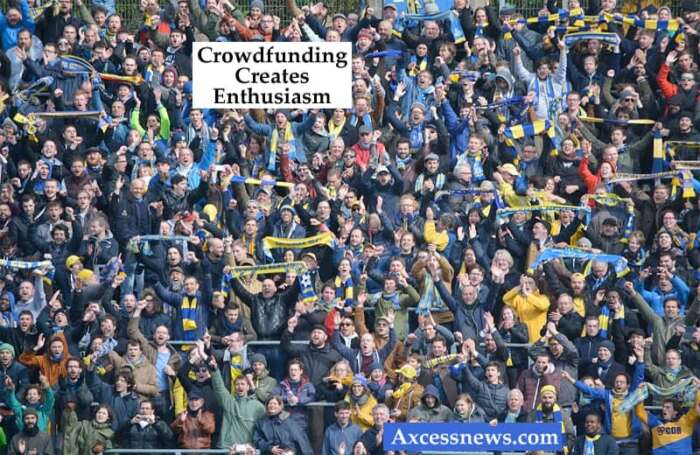 Tremendous Growth in Crowdfunding Means New Possibilities