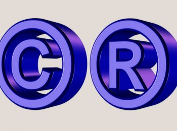 copyright and trademark intellectual property.