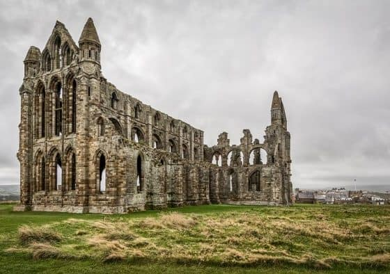 whitby abbey history.