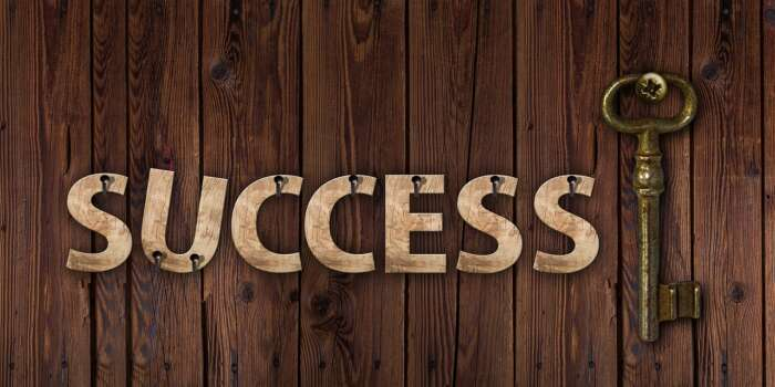 Success. Image by Gerd Altmann from Pixabay