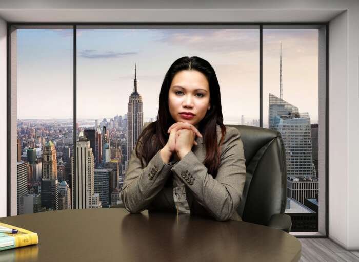 female CEOs. Image by Enhialus from Pixabay