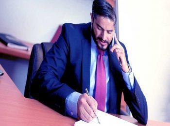 business needs an attorney.