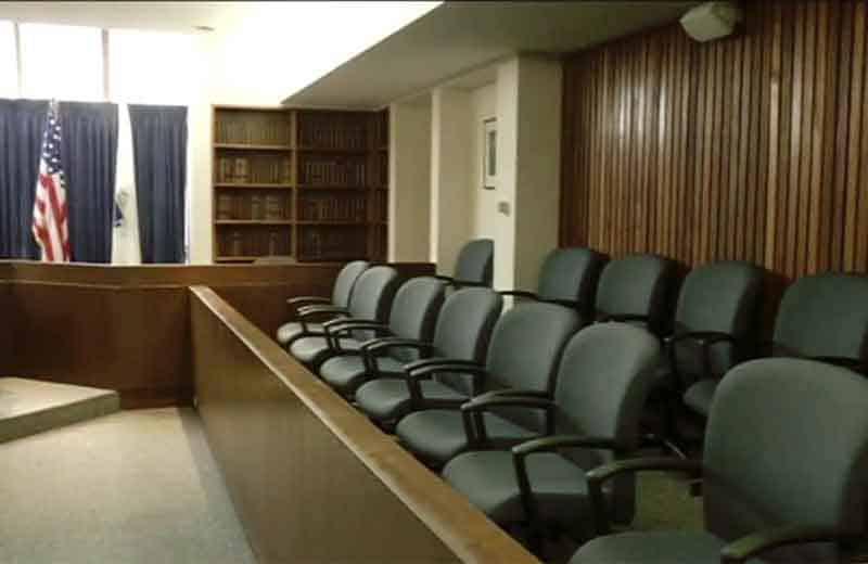 Adam M Smith talks about grand jury.