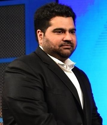 Kartikeya Sharma, Promoter of iTV