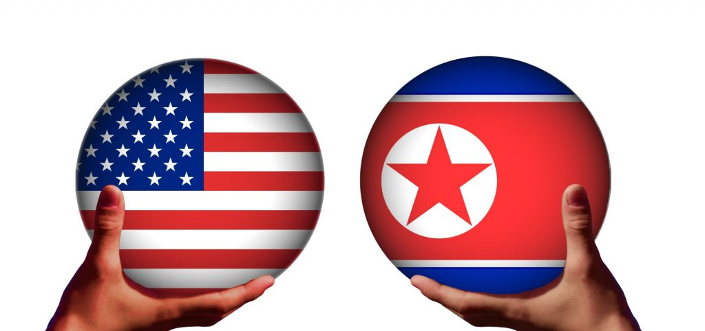 Fire And Fury And Love And -- War?: A Timeline Of the Recent US And North Korea Conflict 1