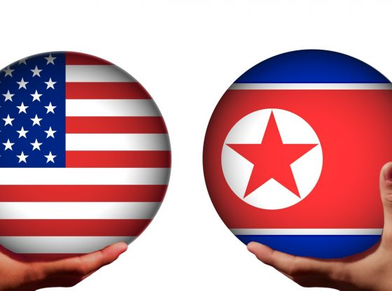 Fire And Fury And Love And -- War?: A Timeline Of the Recent US And North Korea Conflict 2