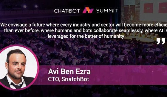 Avi Benezra explains the impact of chatbots on businesses 5