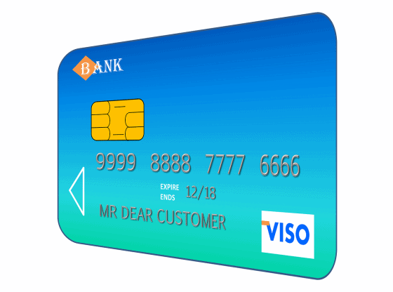 credit card. image by Tumisu from pixabay