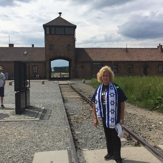 auschwitz birkenau - entering what was hells gate.