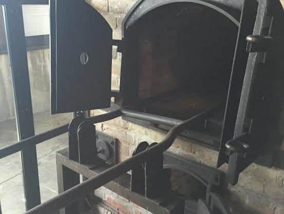 majdanek a single oven to burn as many jews at a time